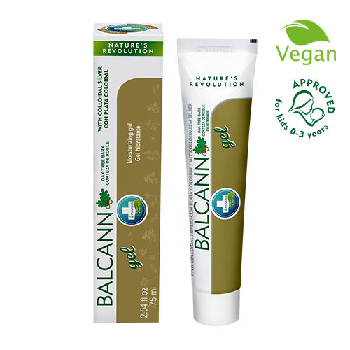 Produkt Foto von BALCANN Gel Feuchtigkeit für die Haut von ANNABIS