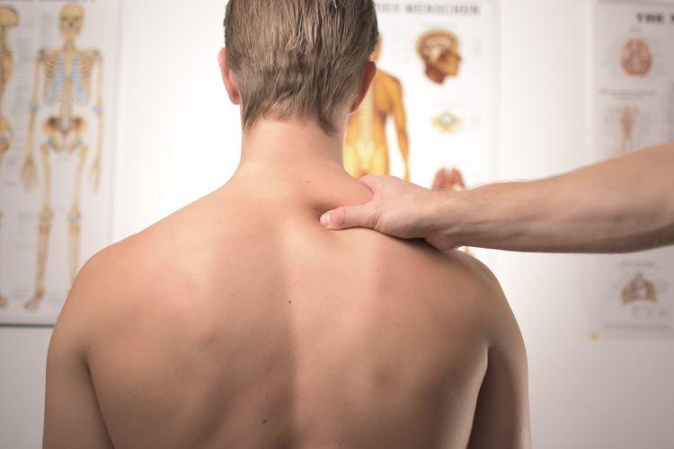 Rückenschmerzen? Da kann das ARTHROCANN Wärmegel kommen..