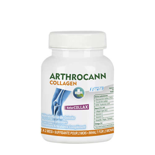 ARTHROCANN Collagen-Omega 3 bis 6 Forte von Annabis
