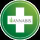 Annabis in Deutschland bei CC - zertifizierte Naturkosmetik - Die Kraft des Hanfes Logo