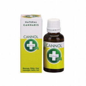 CANNOL Massageöl von Annabis