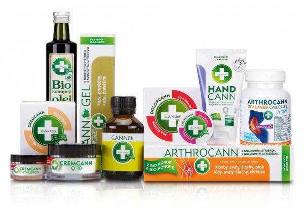 Die Produkte von Annabis